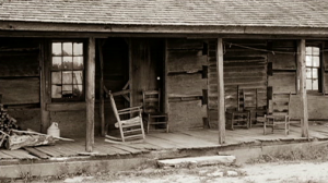 Abraham Lincoln's grog shop